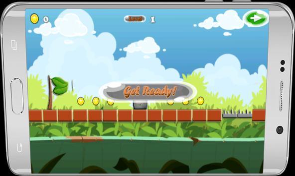 bounce red HD screenshot 4
