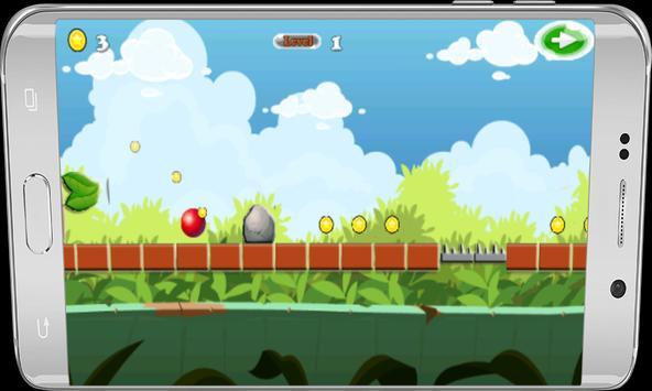 bounce red HD screenshot 6
