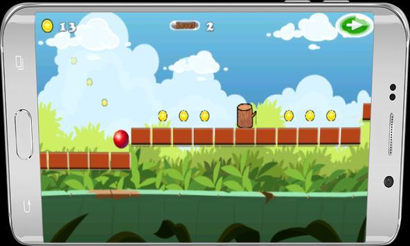 bounce red HD screenshot 12