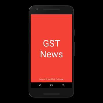 GST News poster