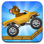 Tom Game Driving Car icon