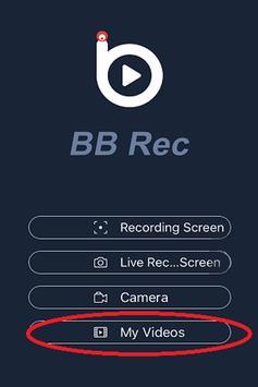 BB REC screenshot 3