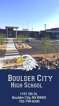 Boulder City HS poster
