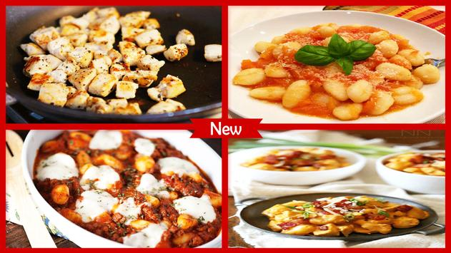 Gnocchi Dishes poster