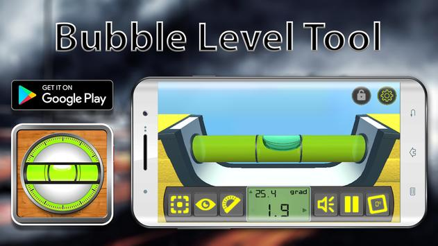 Bubble Level Free Tool poster