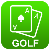 Golf Solitaire 4 in 1 icon