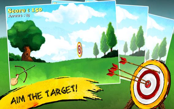 Simple Archery - Aim and Shoot poster