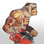 Zombie Warrior Man 18+ icon