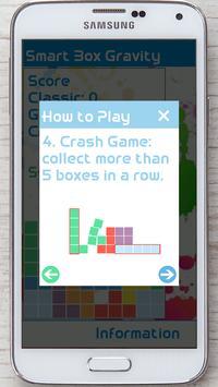 Smart Box Gravity apk screenshot