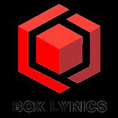 Macklemore at Box Lyrics icon
