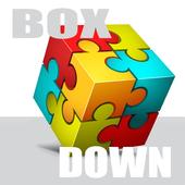 Box Down - Коробки с Физикой icon