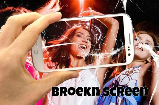 Broken Screen Prank apk screenshot