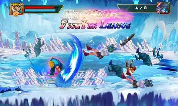 Boxing Fighter League apk screenshot