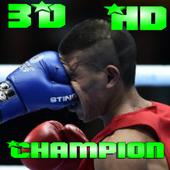 Legend Boxer Boxing Champ 3D icon