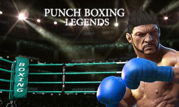 Punch Boxing Legends screenshot 11
