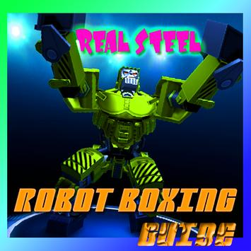 GOLD Robot Boxing Real Tips poster