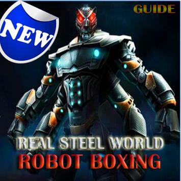 GOLD Robot Boxing Real Tips apk screenshot
