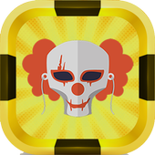 Box Jump of Killer Clown Game icon