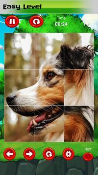 Puzzle for kids : animals jigsaw screenshot 2