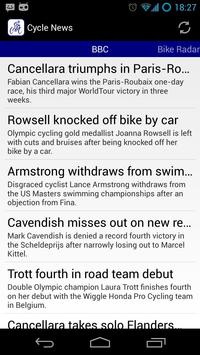 Cycle News poster