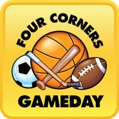 Four Corners Gameday icon
