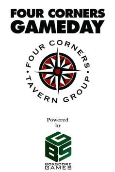 Four Corners Gameday poster