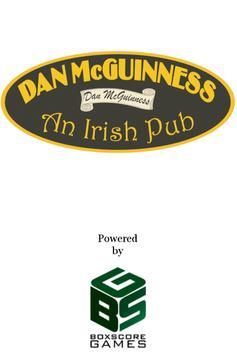 Dan McGuinness Pub poster