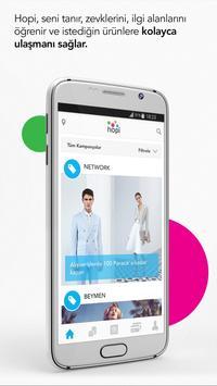 Hopi - App of Shopping poster