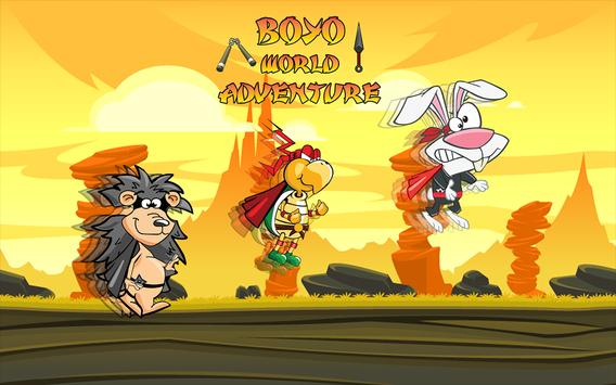 Boyo's World Adventure apk screenshot