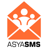 Asya Toplu SMS Rehber icon