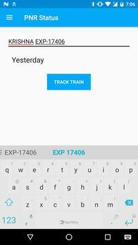 Indian Railway - Train Info 🚆 apk screenshot