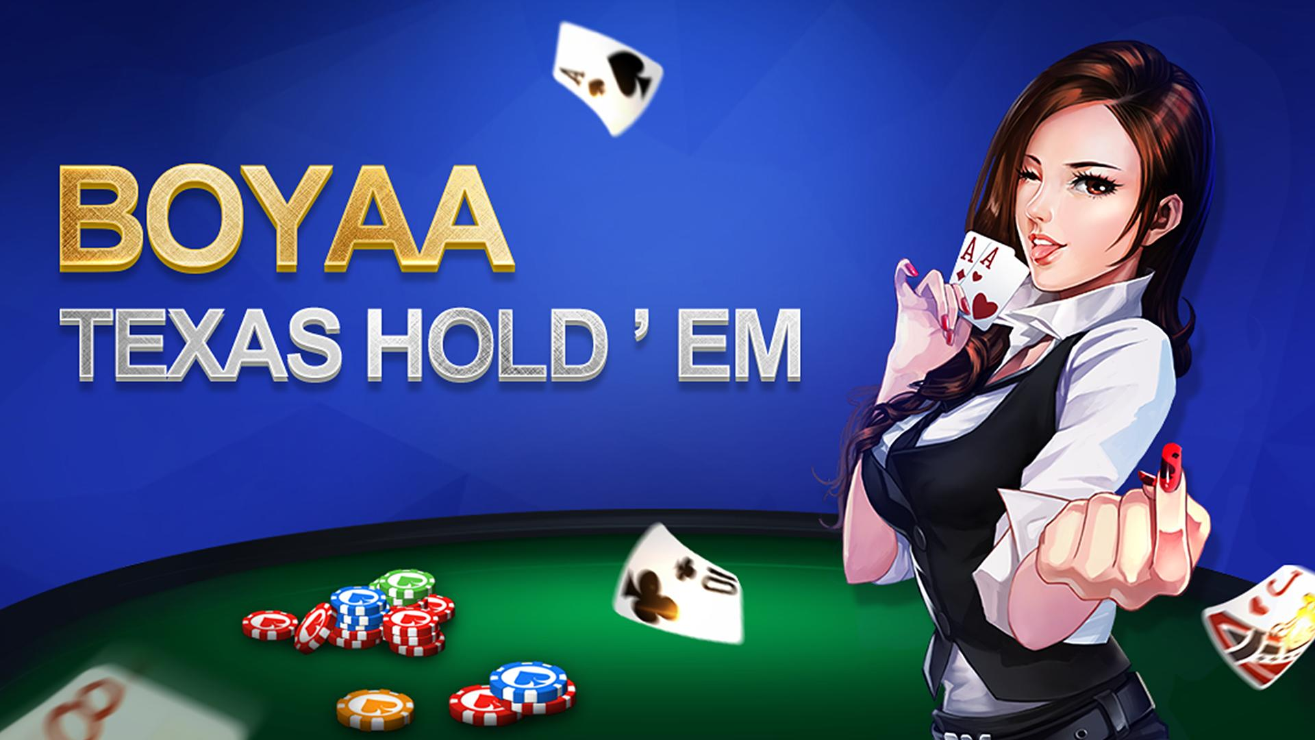 Boyaa Texas Hold Em Poker For Android Apk Download