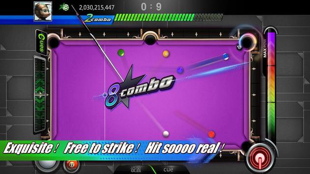 Boyaa Billiards apk screenshot