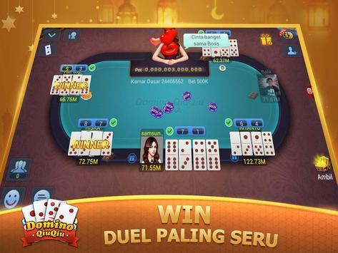 Boyaa Domino QiuQiu: KiuKiu 99 apk screenshot