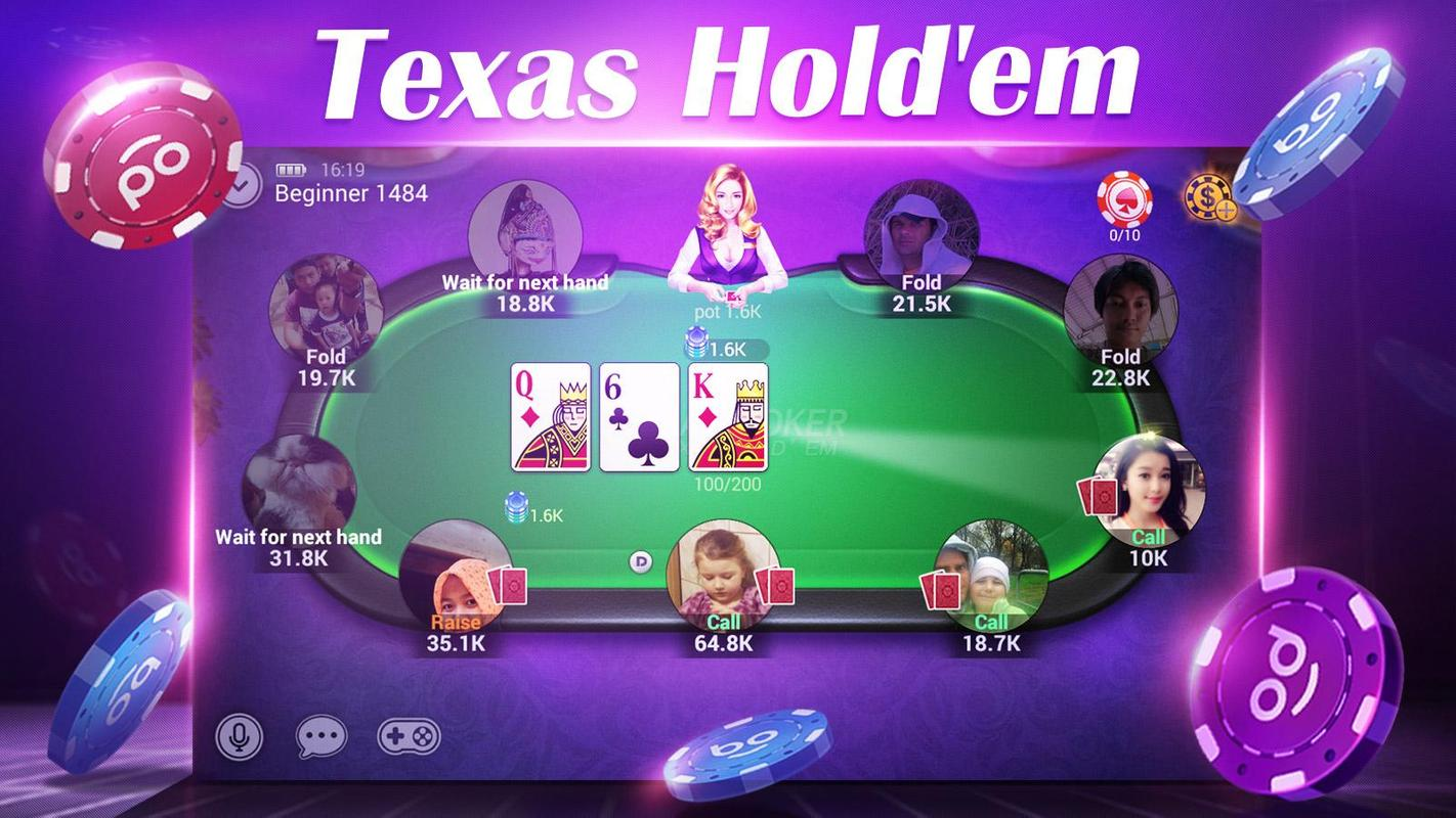 Download Poker Texas Boyaa Old Versions