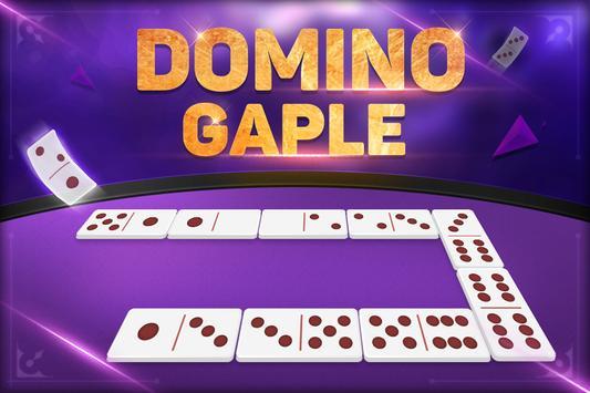 Domino Gaple Online apk screenshot