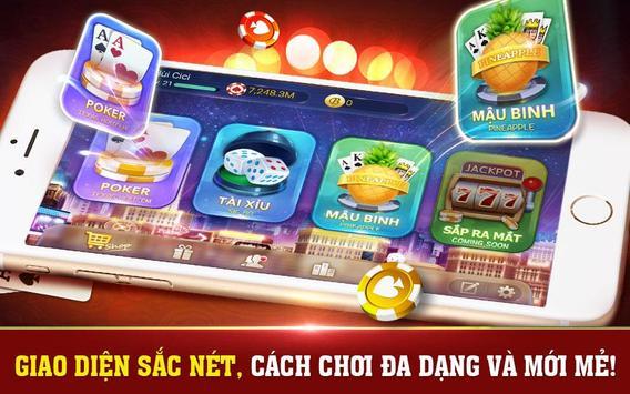 Poker texas Việt Nam, Tài xỉu poster