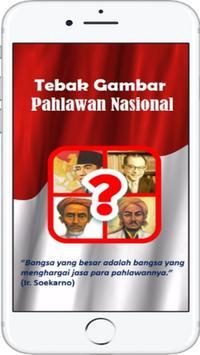 Tebak Gambar Pahlawan Nasional poster