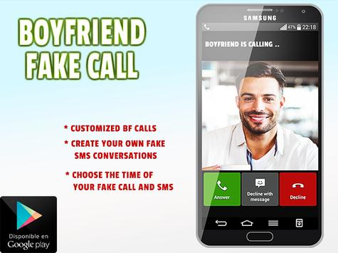Prank Calling Boyfriend poster