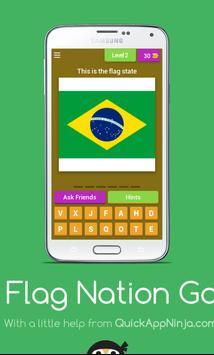 Flag Nation Game apk screenshot