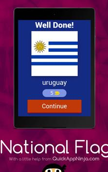 National Flag Game Quiz apk screenshot