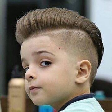 Gambar Model Rambut Anak Cowok Terbaru - Gaya Rambut