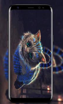 Cheshire Cat Wallpapers screenshot 2