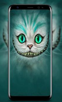 Cheshire Cat Wallpapers screenshot 3