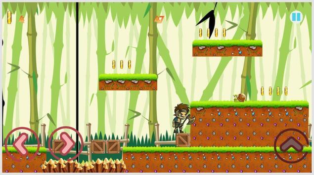 Boy Runner Adventure apk screenshot