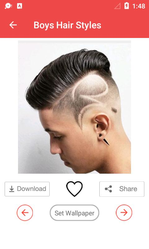 Latest Boys Hairstyle 2018 APK Download - Free Lifestyle APP for ...