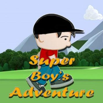 Super Boy's World Adventure poster