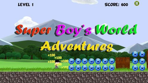 Super Boy's World Adventure screenshot 1