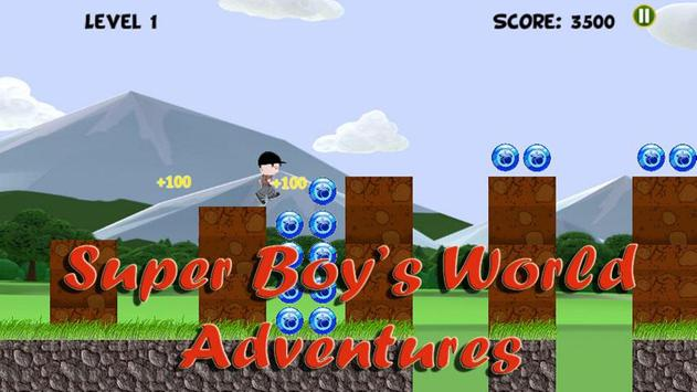 Super Boy's World Adventure screenshot 2