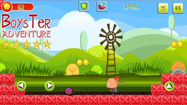 Boyter Adventure Game screenshot 2